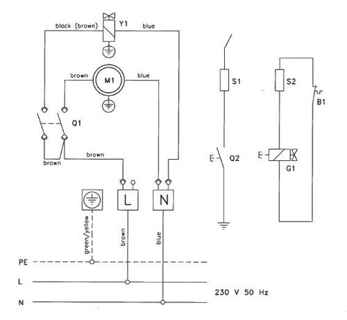 дрель ударная схема электрическая принципиальная